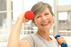 menopause and sport